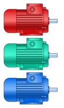Electric Motor Set