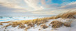canvas print picture - Nordseeküste