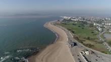 Beautiful Aerial Shot Vista Of...