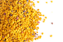 Pellets Of Yellow Bee Pollen