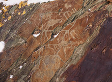 Ancient People Petroglyphs Of ...