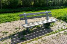 Netherlands,Wetlands,Maarken,bench On The Wetlands