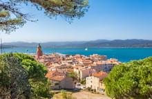 Ville Mythique De Saint-Tropez, France