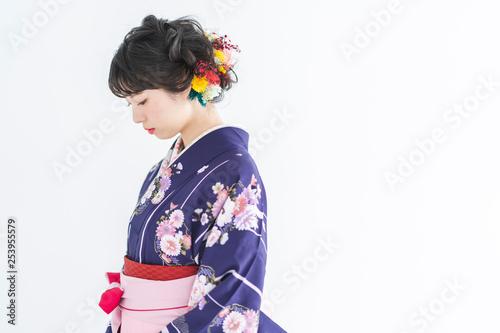 Valokuva 袴の女性