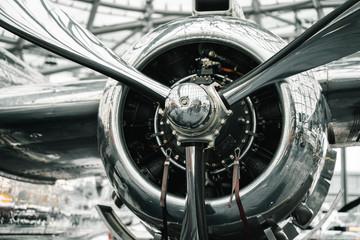 Metalni avionski propeler