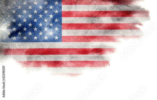 Fotografie, Tablou  Flag of USA