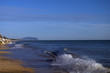 Adriatic coast,Conero,Italy,seascape,horizon,landscape,wave,water,sky,blue,view,beach,coastline,nature