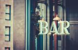 Trendy Urban Bar - 254026978