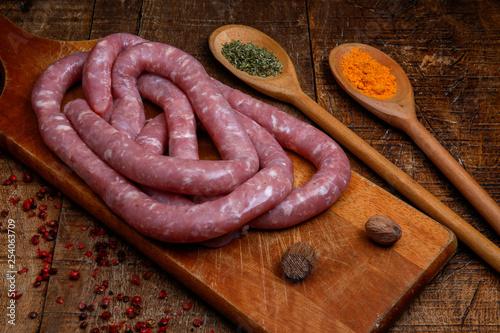 Foto  Traditional Brazilian sausage