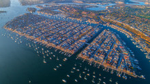 Balboa Island, Newport , Calif...