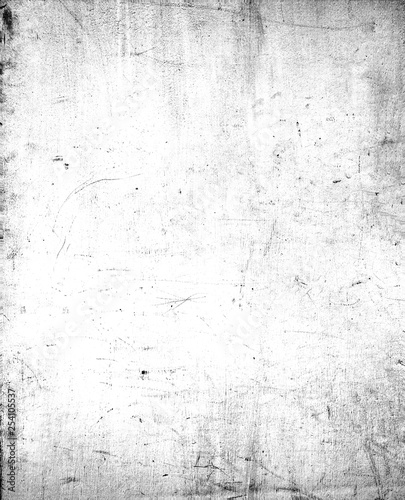 Abstract dirty or aging frame. Dust particle and dust grain texture on white background, dirt overlay or screen effect use for grunge background and vintage style. Wall mural