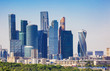 Moscow City - Moscow International Business Center Russia