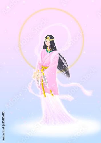 Fototapeta 日本の女神 姫神