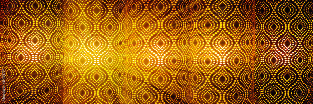 Fototapety, obrazy: orientalische lampen festlicher hintergrund