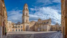Panorama Of Piazza Del Duomo S...