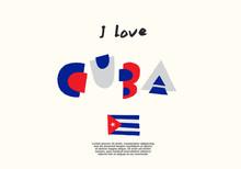 World Flag With Fun Geometrica...