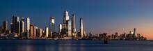 Panorama Of Midtown Manhattan ...