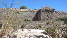 Rhodes, Greece - 21st Of April...