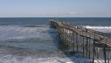 061 Fishing Pier In Avon Cape ...