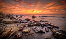 Sunrise Over The Fitchossa Var...
