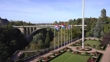 Pont Adolphe Bridge, Parcs De ...