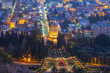 Hanging Gardens Of Haifa, Terr...