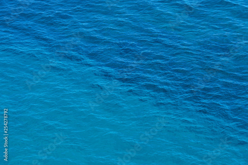 Canvas Prints Ocean Water Pattern Texture