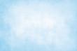 canvas print picture Leichtes blau Wasserfarben Malerei Wallpaper