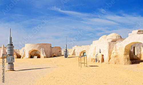Photo Tatooine, Mos Espa