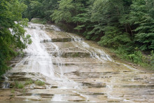 Buttermilk Falls State Park, I...