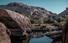 Barker Dam - Joshua Tree National Park - California