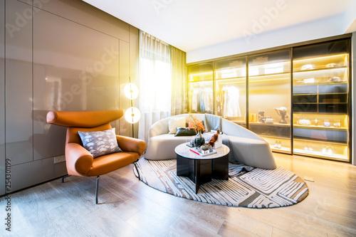 Fotografie, Obraz  Luxurious dressing room
