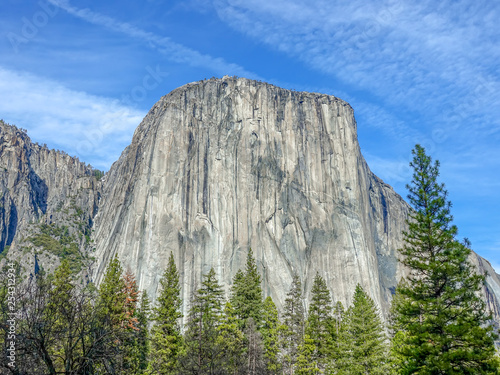 Photo  El Capitan, Yosemite National Park, California, USA