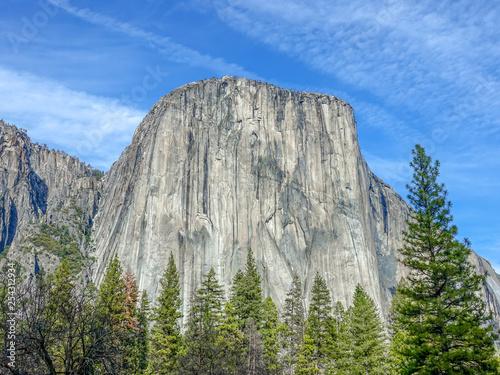 Photo  El Capitan, Yosemite National Park, California, USA