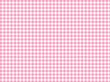 ギンガムチェック 背景 ピンク - 254324920