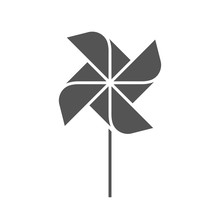 The Pinwheel Logo