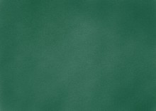Green Leather Texture Background Surface