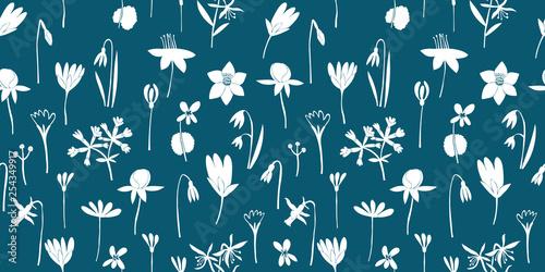 wiosna-kwiatow-zielony-bezszwowy-wektor