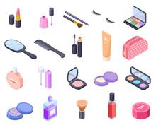 Isometric Cosmetics. Cosmetic ...