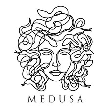 Medusa Head Regular Line