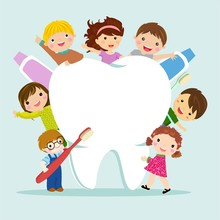Children And Teeth