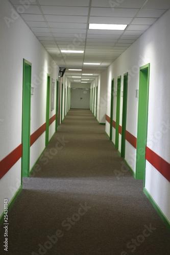 Fotografia  corridor