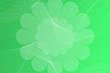 canvas print picture - abstract, green, wave, wallpaper, design, light, blue, pattern, illustration, waves, line, curve, graphic, art, texture, lines, backdrop, artistic, shape, backgrounds, digital, energy, motion, color