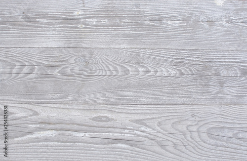 Fotografía  Soft gray brown wood board background texture
