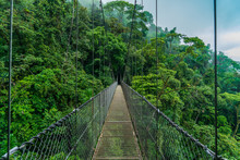 Costa Rica Arenal Hanging Bridge