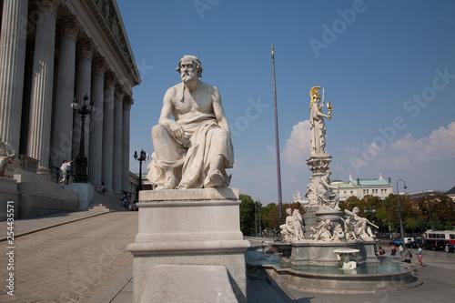 Foto  sculture di vienna