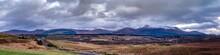 Ben Nevis Range In Autumn Seen...