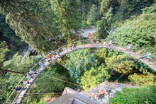Capilano Suspension Bridge Aer...