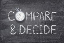 Compare And Decide