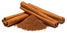 Cinnamon Sticks And Powder, Is...